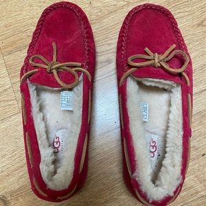 UGG Shoes - UGG moccasin slippers NEW 7.5 or 8
